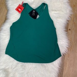 New-With Tag The North Face Tank Top